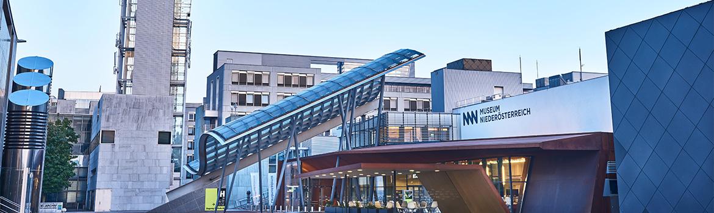 Museum Niederösterreich Architektur