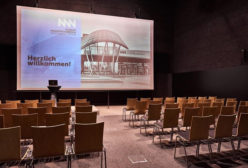 Cinema © NÖ Museum Betriebs GmbH, Foto: Klaus Engelmayer